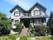 Newer 2 Bedroom Suite in Character House in Upper Kits, Vancouver