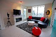 2br - Fully furnished 2 bdrm+2 bath+den (Yaletown)