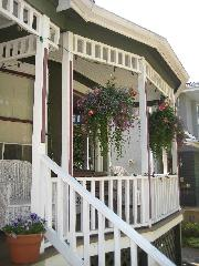 2-3 Bdrm furnished Garden suite in Character Home