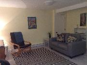 New bright furnished 1 Bedroom Suite in House Vancouver